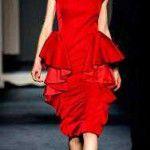 Cómo llevar el color Rojo, en la Moda