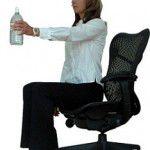 Cómo ejercitarte mientras trabajas