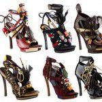 Sandalias, sandalias y más sandalias