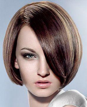 corte estilo bob clasico Cuidados del cabello con Mechas o Reflejos