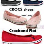 Crocs Crocband Flat Black, elegantes y cómodos