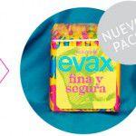 Combatir el olor menstrual: Toallas sanitarias Evax Fina y Segura