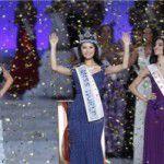 La nueva Miss Mundo 2012, es la Señorita Wen Xiayu