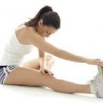 Ejercicios de estretching o estiramiento