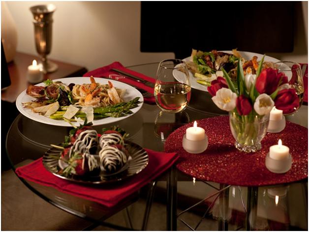 5 claves para una cena rom ntica con tu pareja entre bellas for Cena original y sencilla