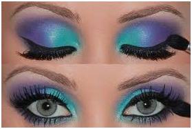 Tips para maquillar ojos entre bellas for Pintarse los ojos facil