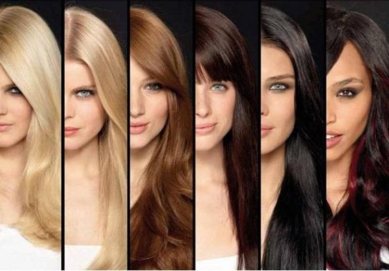 Como elegir el tinte para tu cabello de acuerdo a tu color de piel