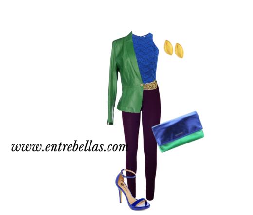 Como combinar ropa de color violeta entre bellas - Que colores combinan con el lila ...