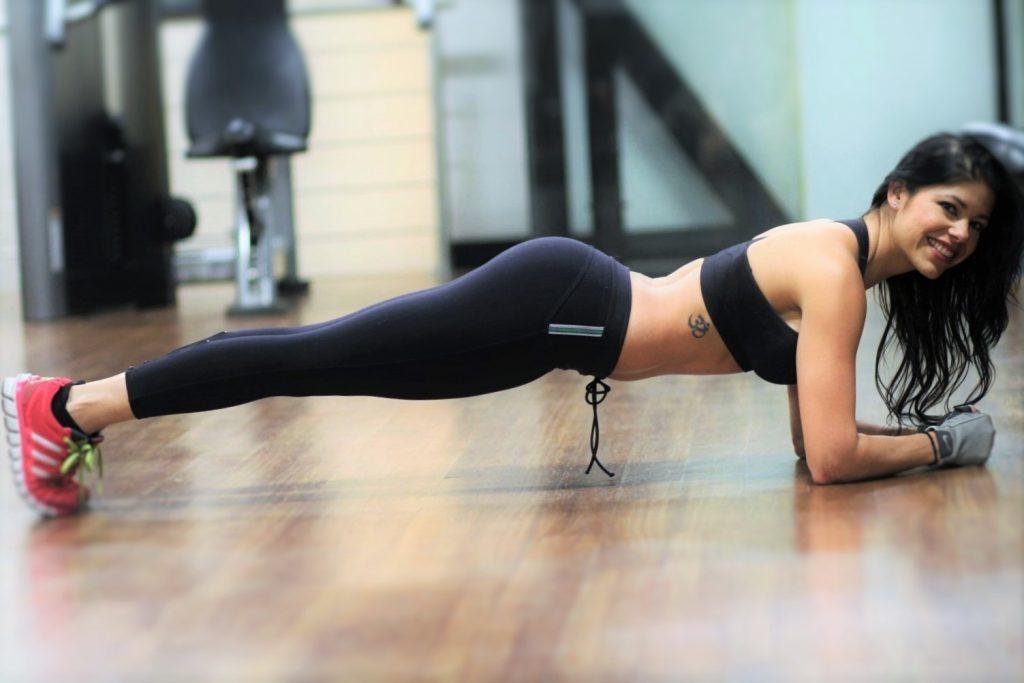 Manteniendo el cuerpo en forma para - 4 3