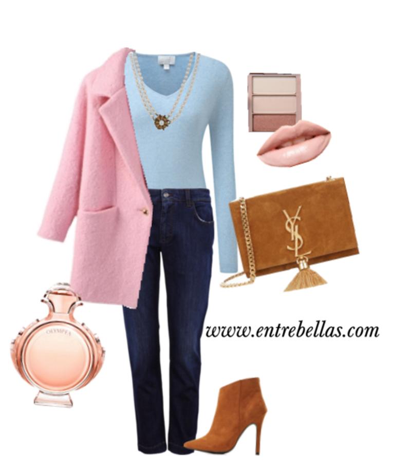5 Outfit Para Oficina Muy Chic | Entre Bellas
