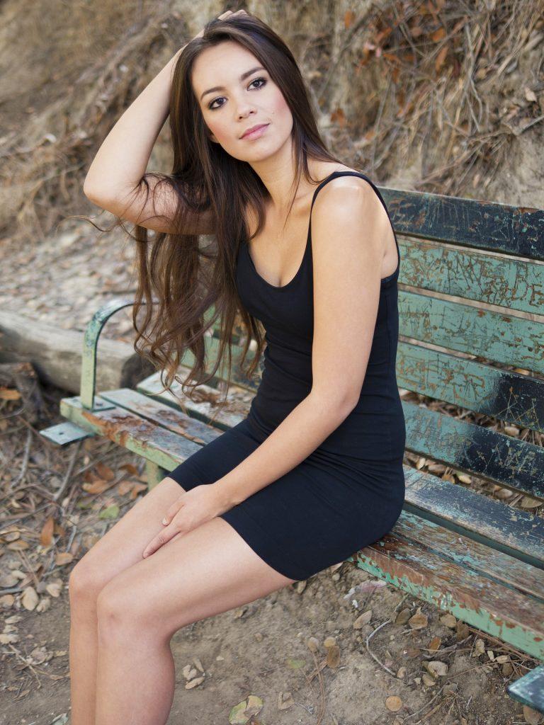 El infalible vestido negro.