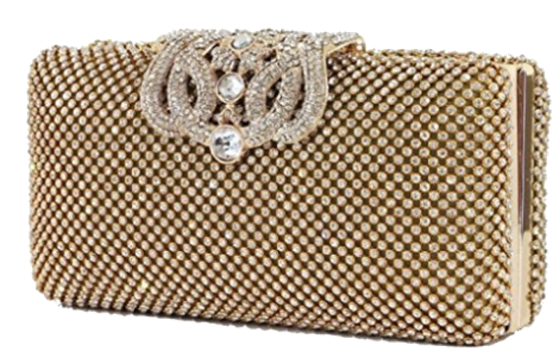 Clutch tipo cofre