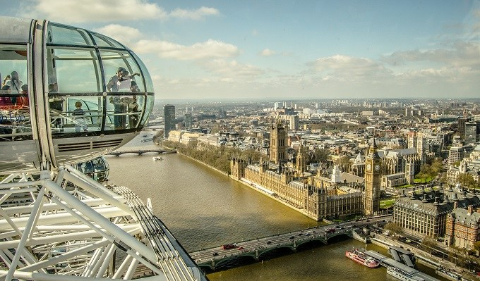 Los lugares más espectaculares de Reino Unido.