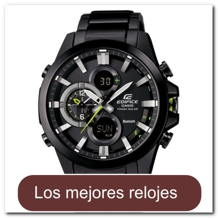 Casio Edifice ECB 500DC 1AER Bluetooth Reloj EntreBellas