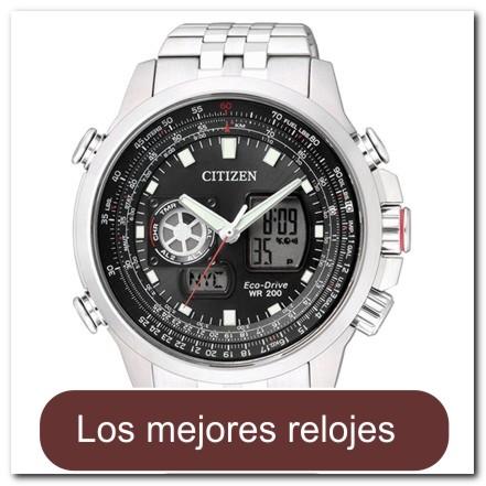 Reloj Piloto de acero con multichrono