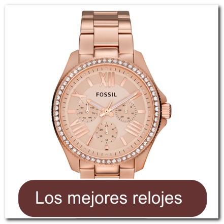 c31f3a08b25a Reloj para dama multi-función en oro rosado decorado con cristales