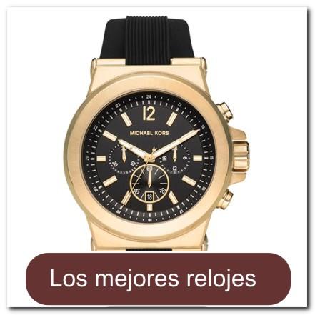 Michael Kors MK8445 Dylan Big Reloj | EntreBellas, Porque