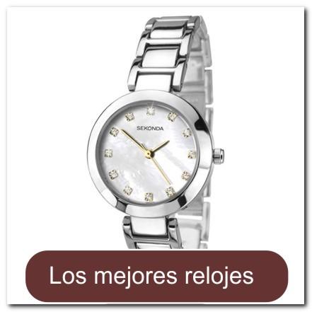 60329efaaa5b Reloj para dama plateado