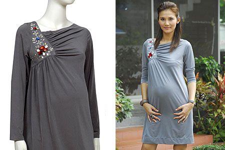 99861f054 Moda Para Embarazadas en Navidad 2010