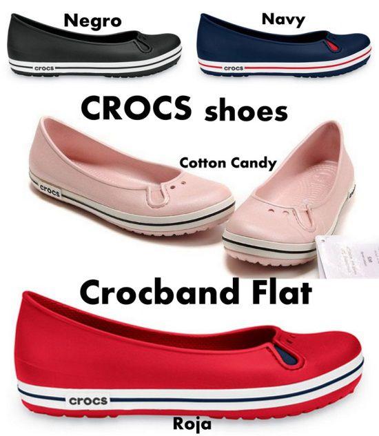 Crocband Flat
