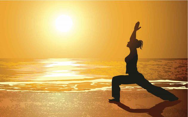 Conoce más sobre el Bikram Yoga.