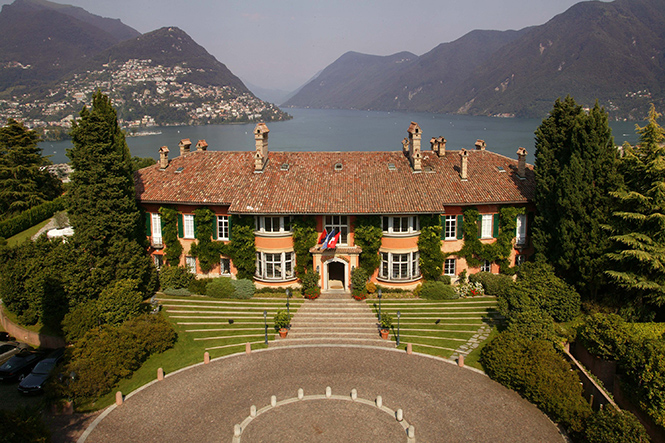 Villa Príncipe Leopoldo