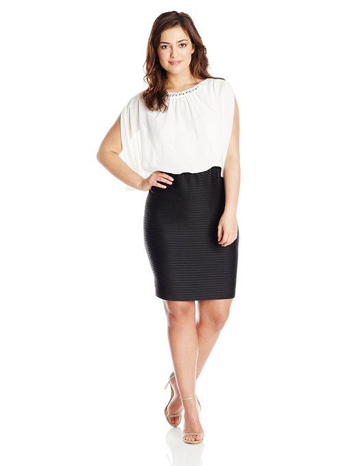 b0146119f Cómo combinar la falda lápiz o falda tubo   EntreBellas, Porque ...