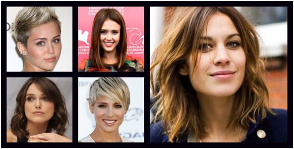 Cortes de pelo segun rostro mujeres