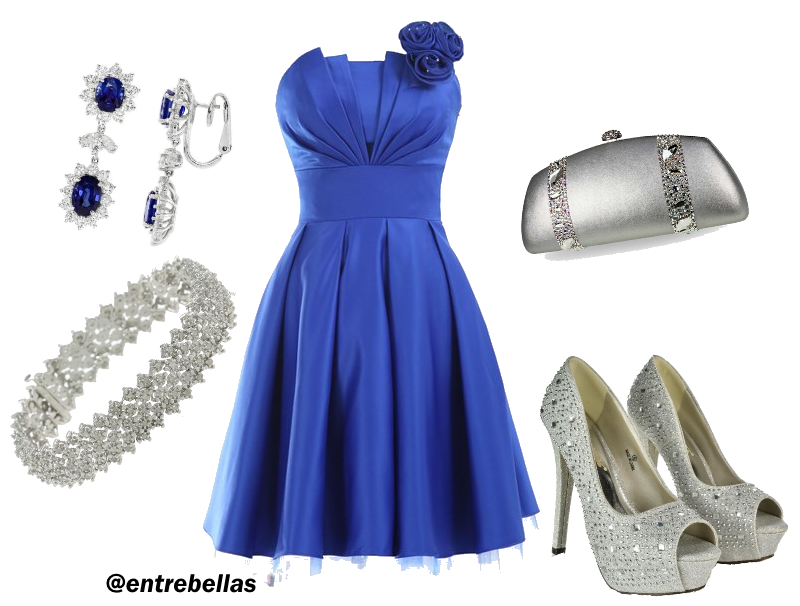 Vestidos para ir a una boda | Entre Bellas