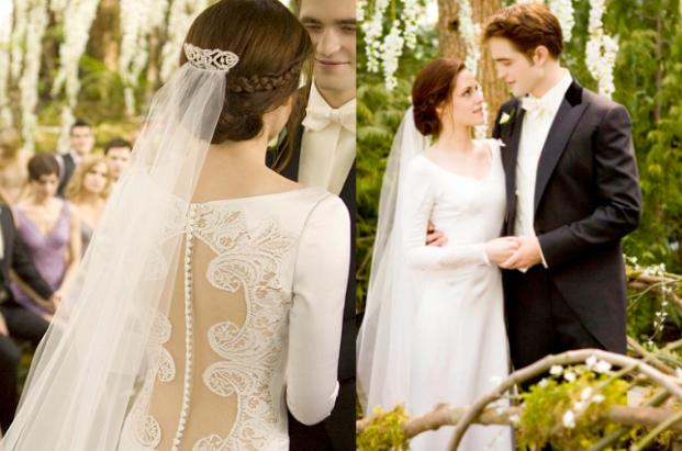 vestidos de novia crepusculo