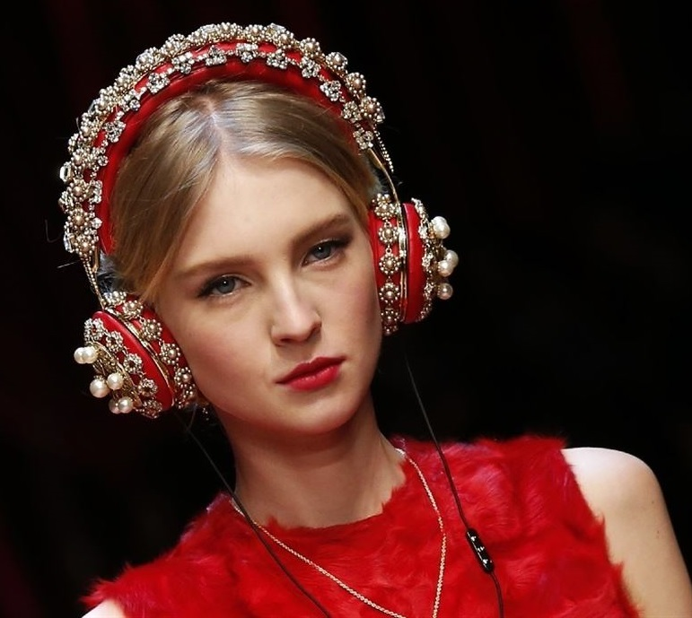 audifonos Dolce&Gabbana