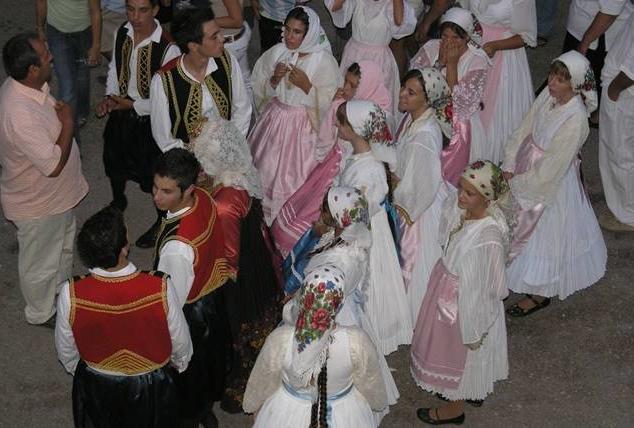 tipos de bodas griegas