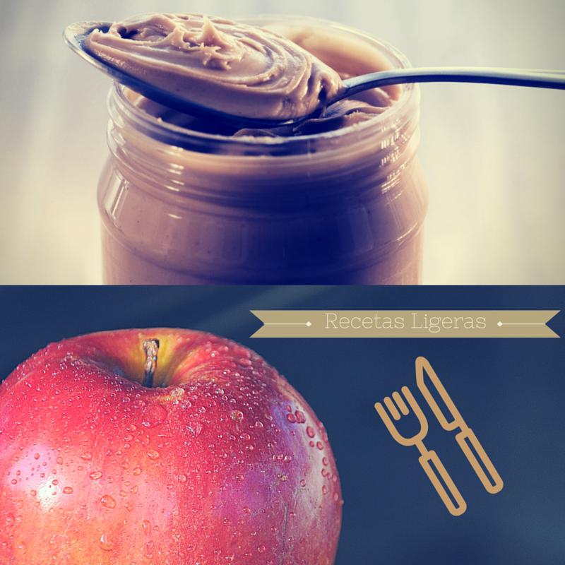Meriendas saludables - Sandwich de manzana