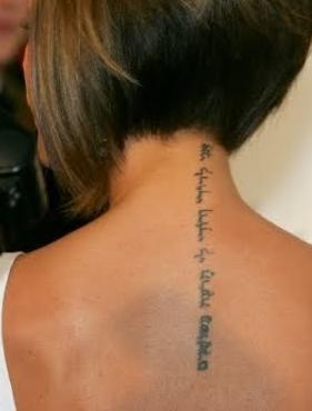 tatuaje arabe