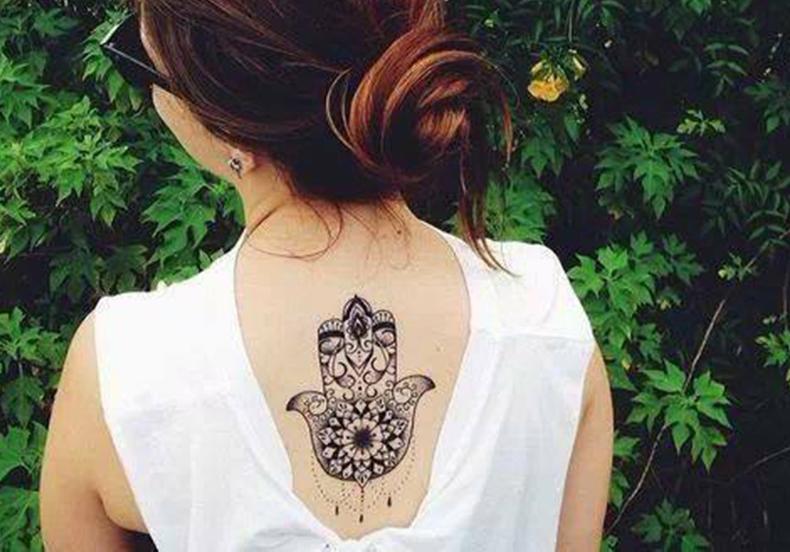 30 Tatuajes Para Mujeres