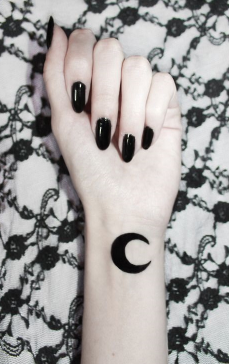 tatuajemedialuna