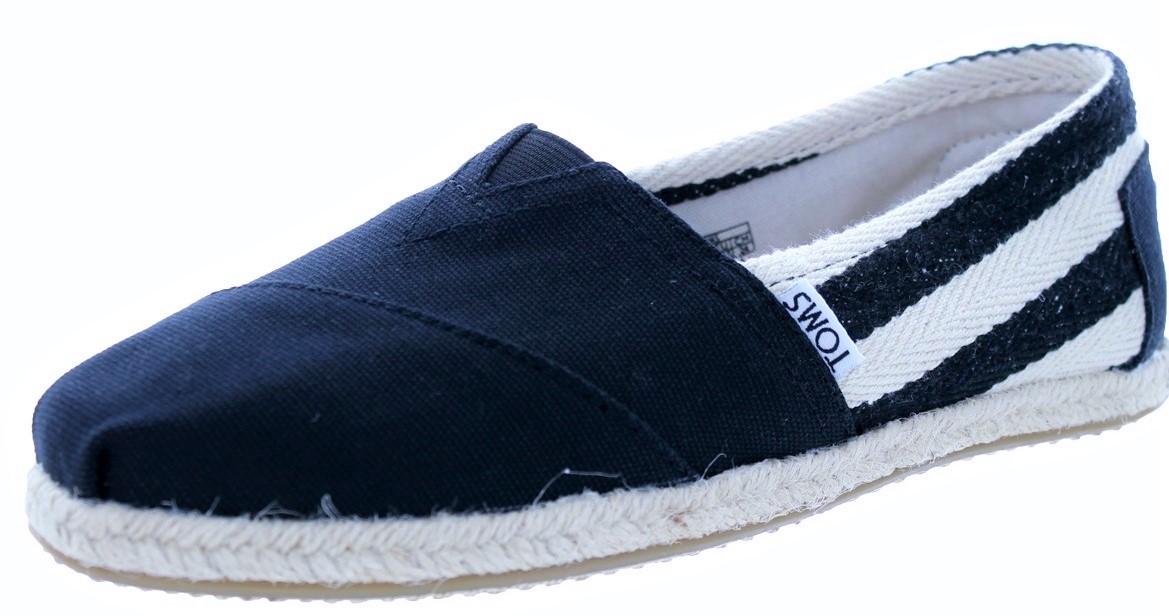 Calzado de moda - Alpargatas Toms