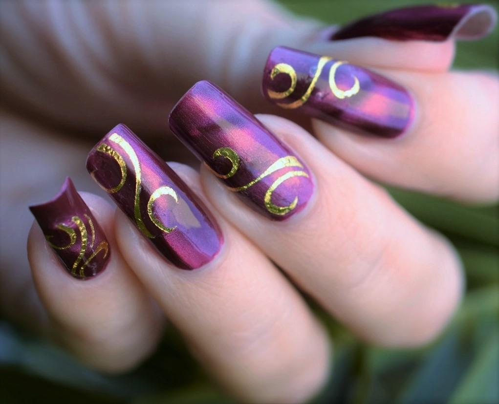 Diseños de uñas cortas y largas para toda ocasión: Fotos