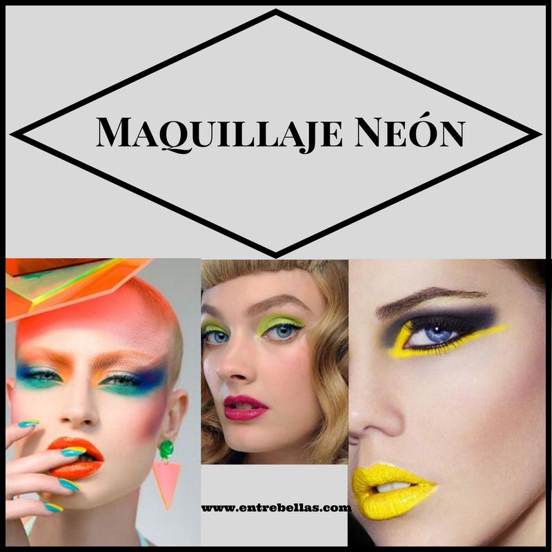 Maquillaje Neón