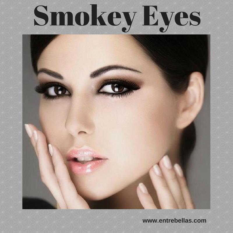 Smokey Eyeuojos ahumados
