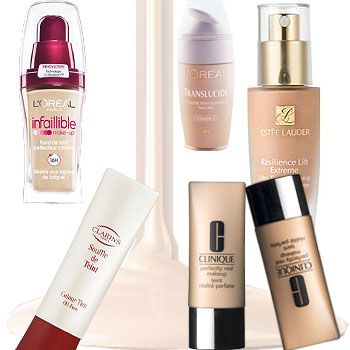 base de maquillajes
