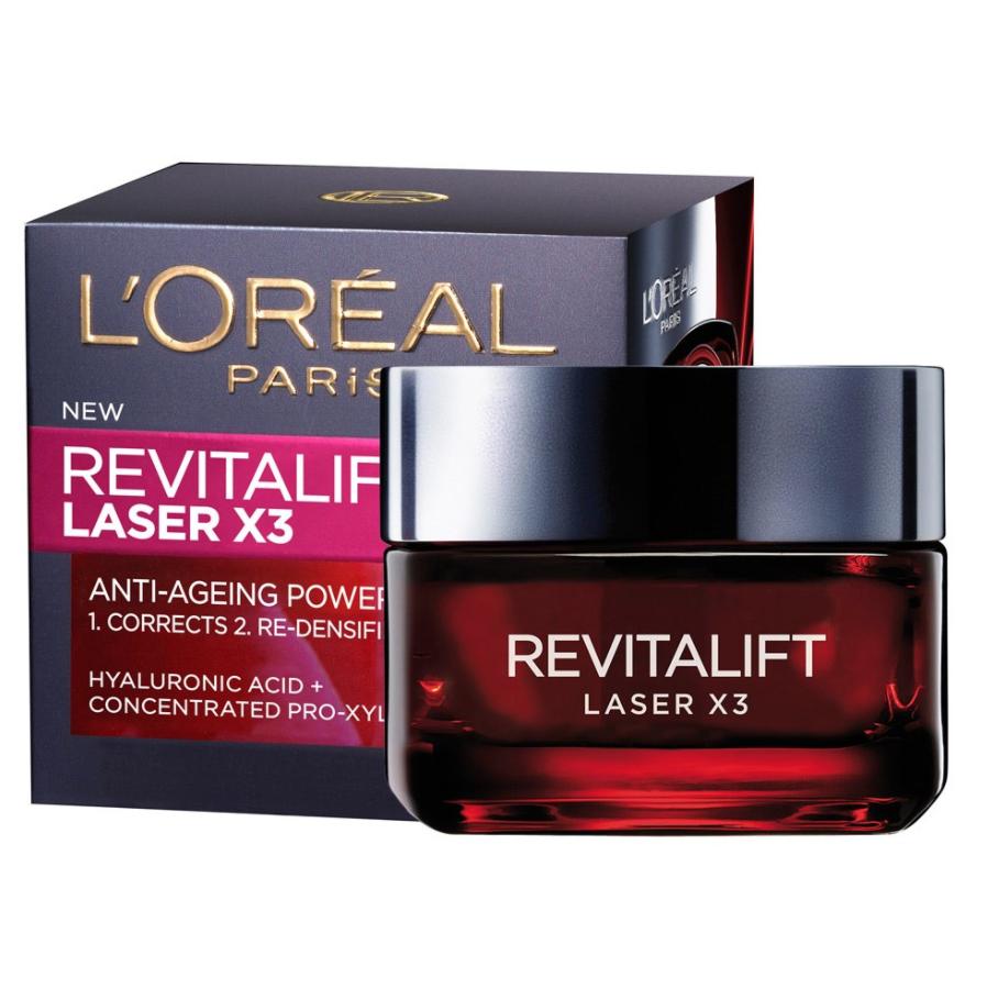 La nueva adquisición de L`Oreal Revitalift.