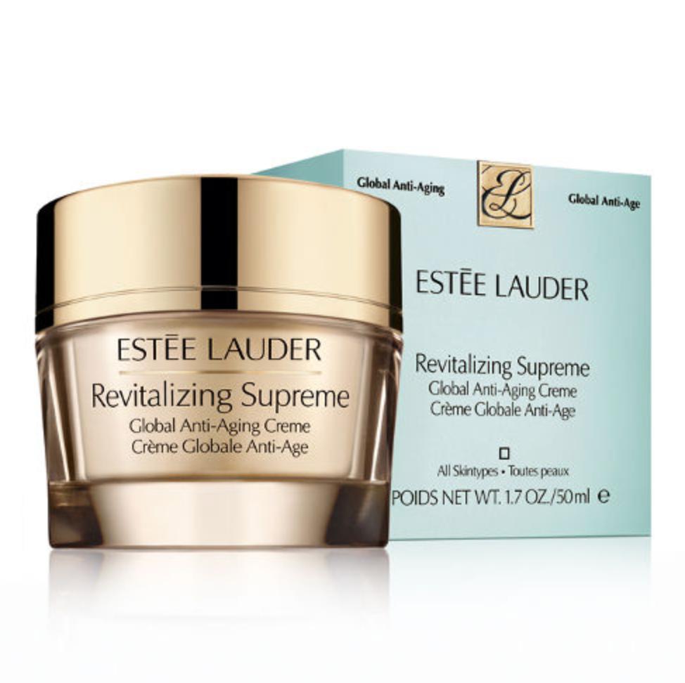La crema antienvejecimiento que esta dando de qué hablar, Revitalizing Supreme de Estée Lauder