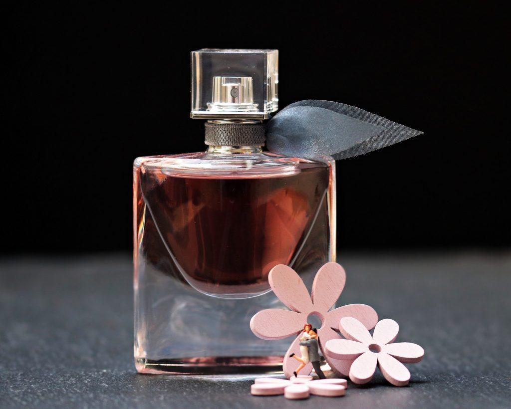 Nadie es capaz de resistirse a un rico perfume