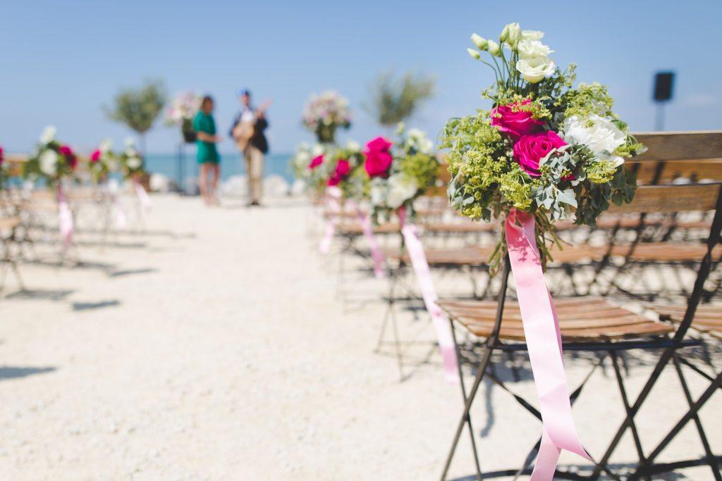 Los sitios más increíbles para casarse en Ibiza.