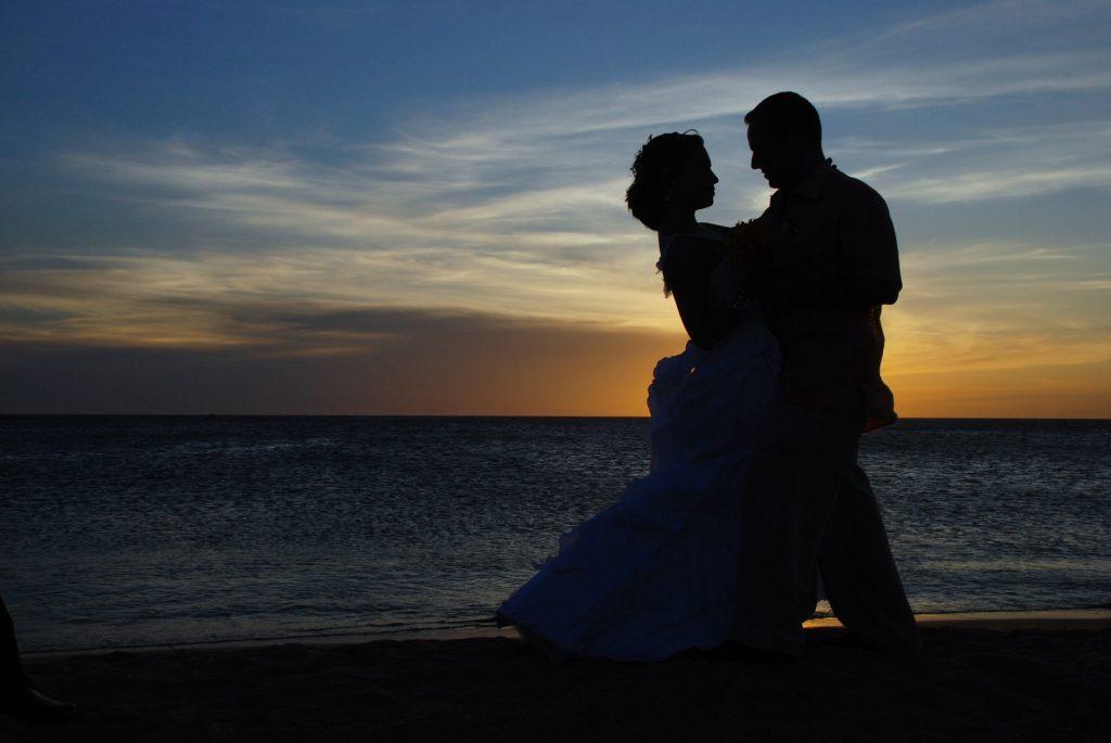 Una verdadera historia de amor en Ibiza.
