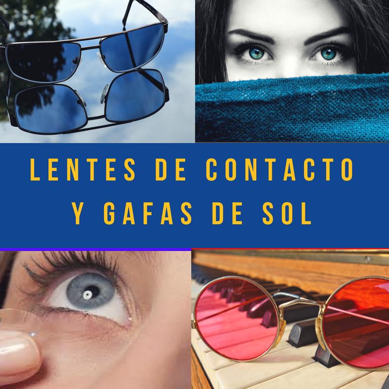 Gafas de Sol y Lentes de Contacto accesibles