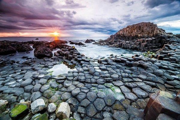 Conoce las bellezas que ofrece Irlanda Del Norte.