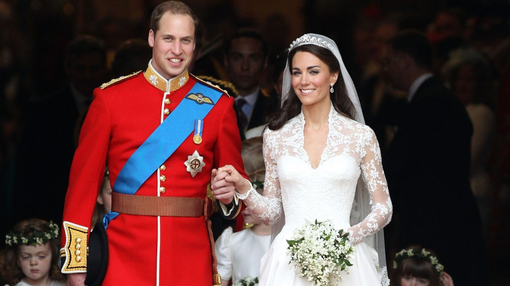 Una boda real en donde hubo derroche de amor.
