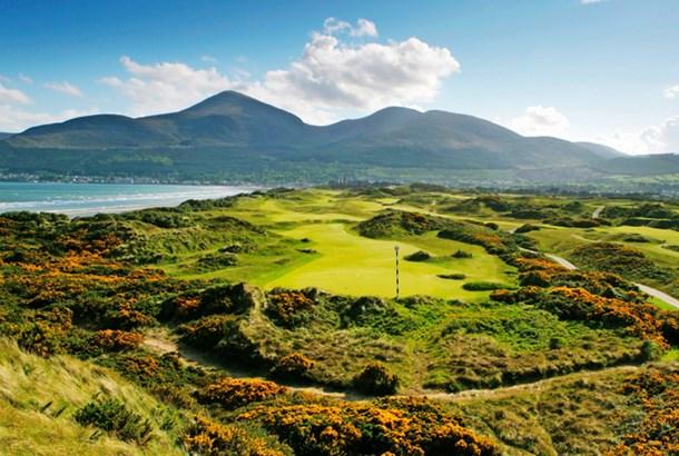 Las bellezas de Irlanda Del Norte.